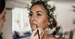 Bridal makeup and beauty packages